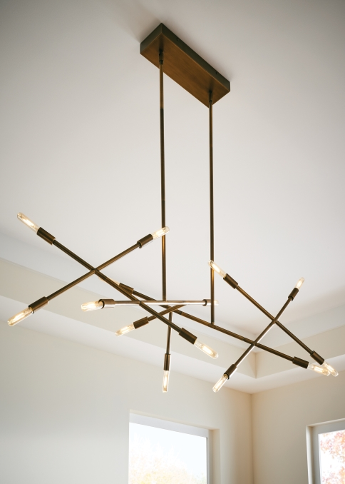 Home lighting ceiling chandeliers