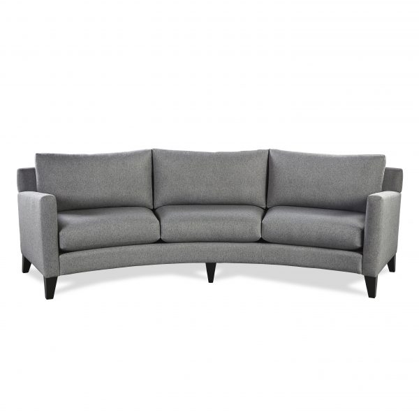 Rave sofa thingz contemporary living for Curved sectional sofa amazon