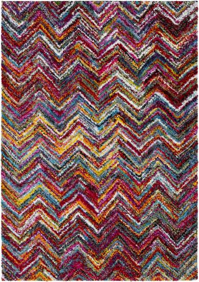 Rainbow Shag Rug Thingz Contemporary Living