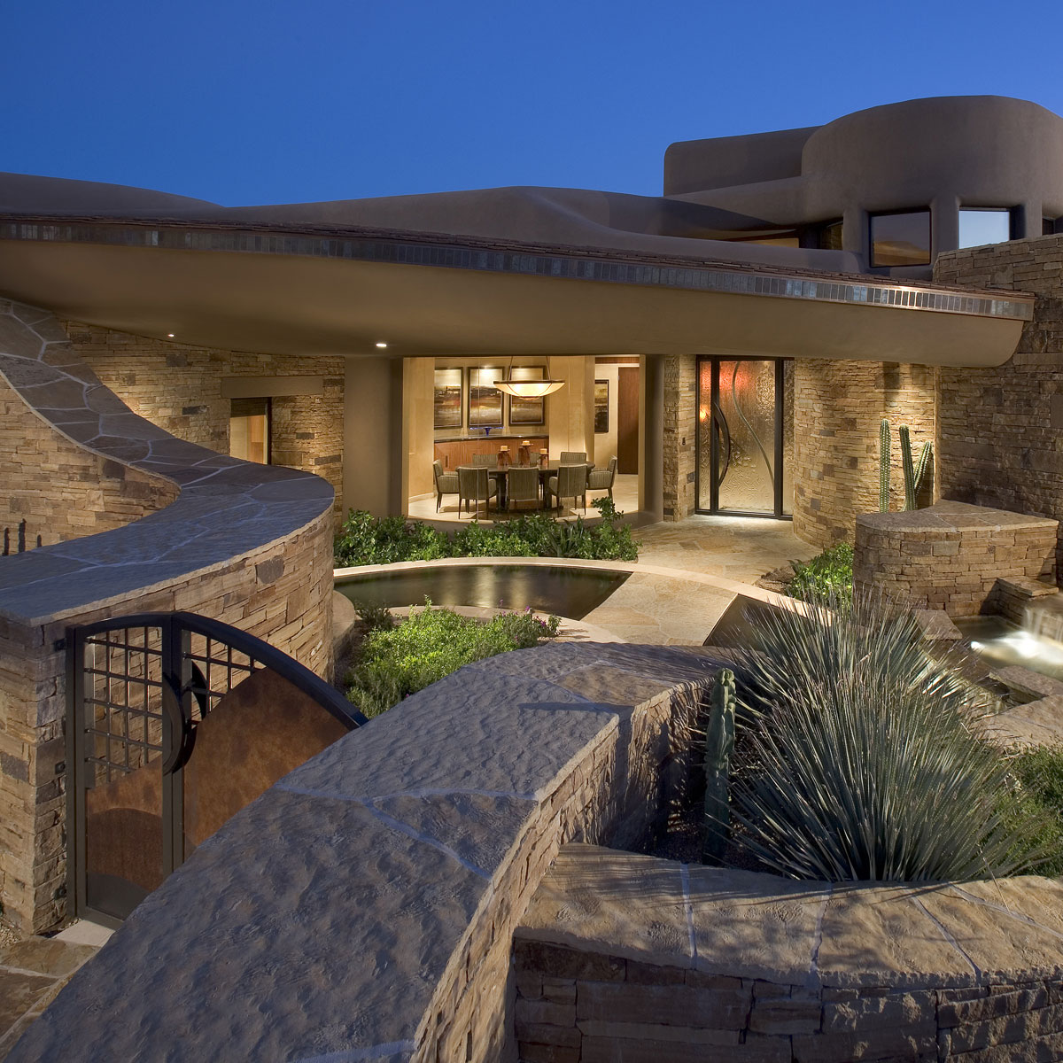 5 Examples of Desert Contemporary Style - Thingz Contemporary Living