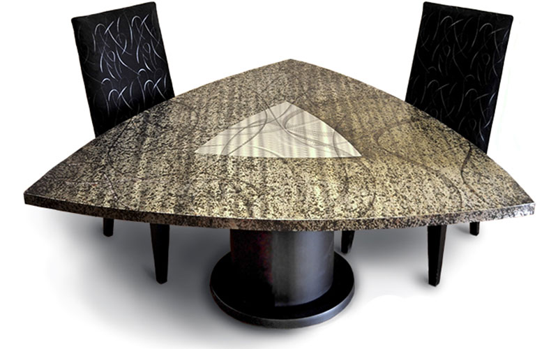 Latest Dining Table Designs Home Décor Choices: Glass Dining Tables or Wood (or Metal)?